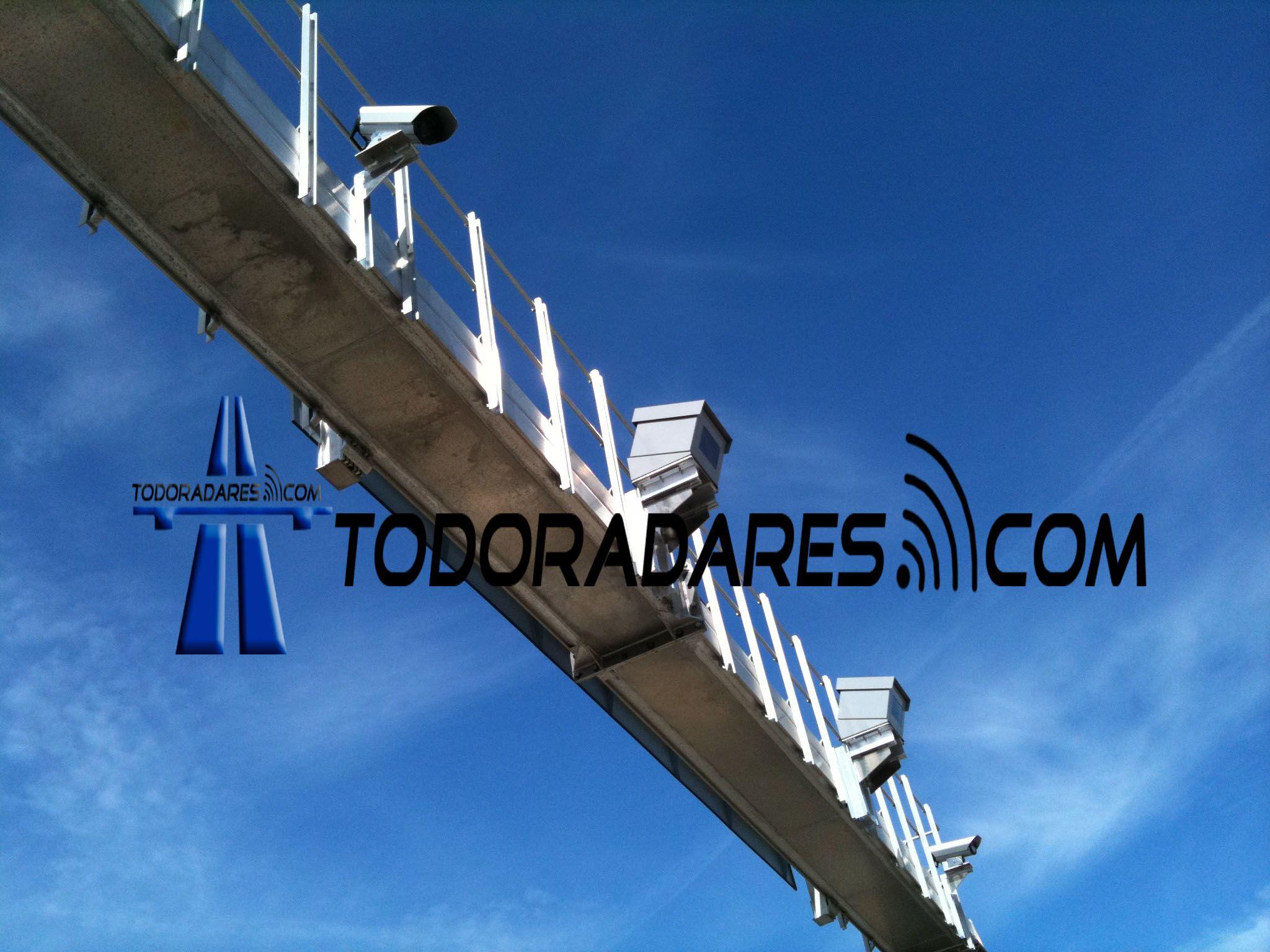Radar de tráfico RAI 2002 Plus