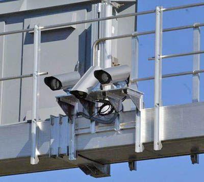 Radar de tráfico RAI 2002