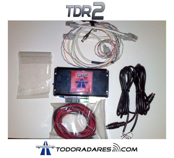 Interfaz TDR-2