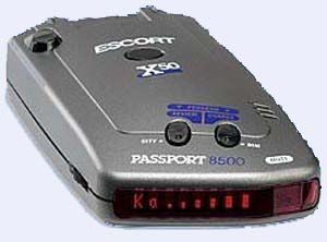 Escort Passport 8500 X-50