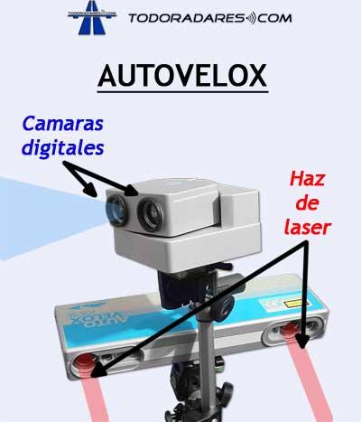 Autovelox 105SE