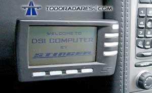 Stinger DSI computer