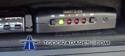 Target LE-850