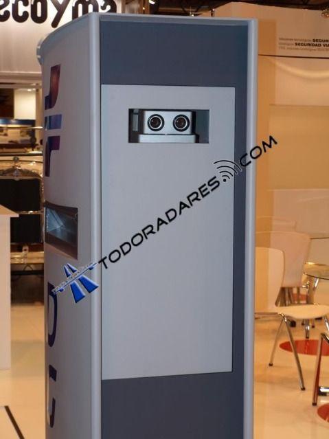 Cabina modular DGT Feria