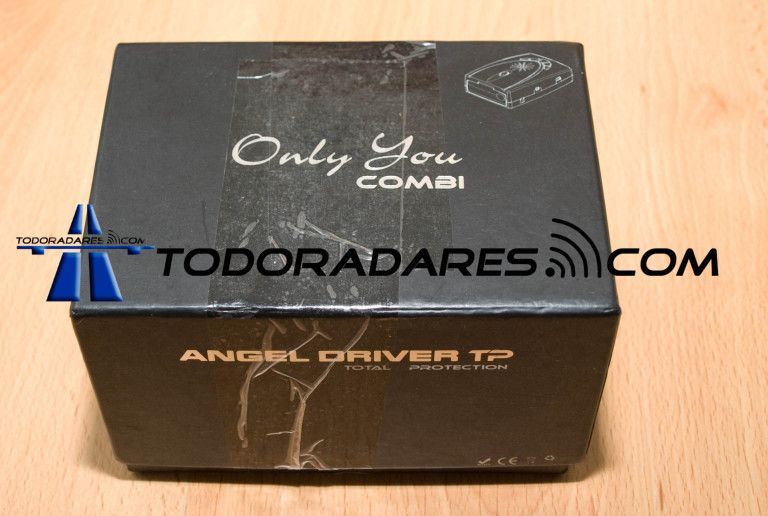 Only You  Combi o Angel Driver