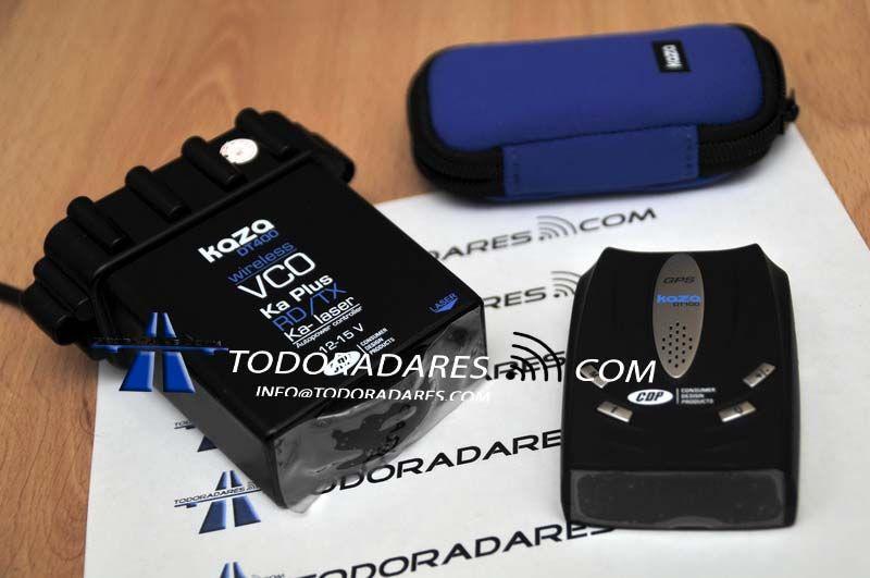 Detector Kazza DT400