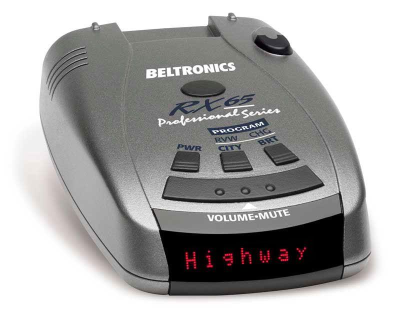 Beltronics-RX65i