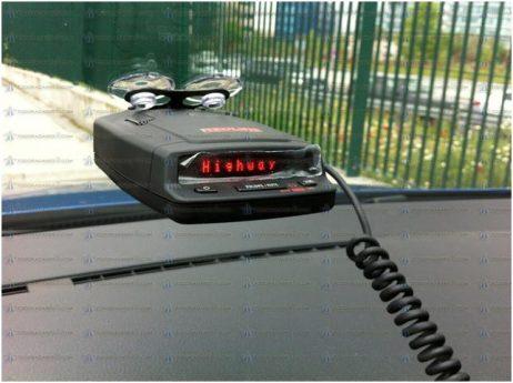 Detector radar portátil Escort Redline MTR