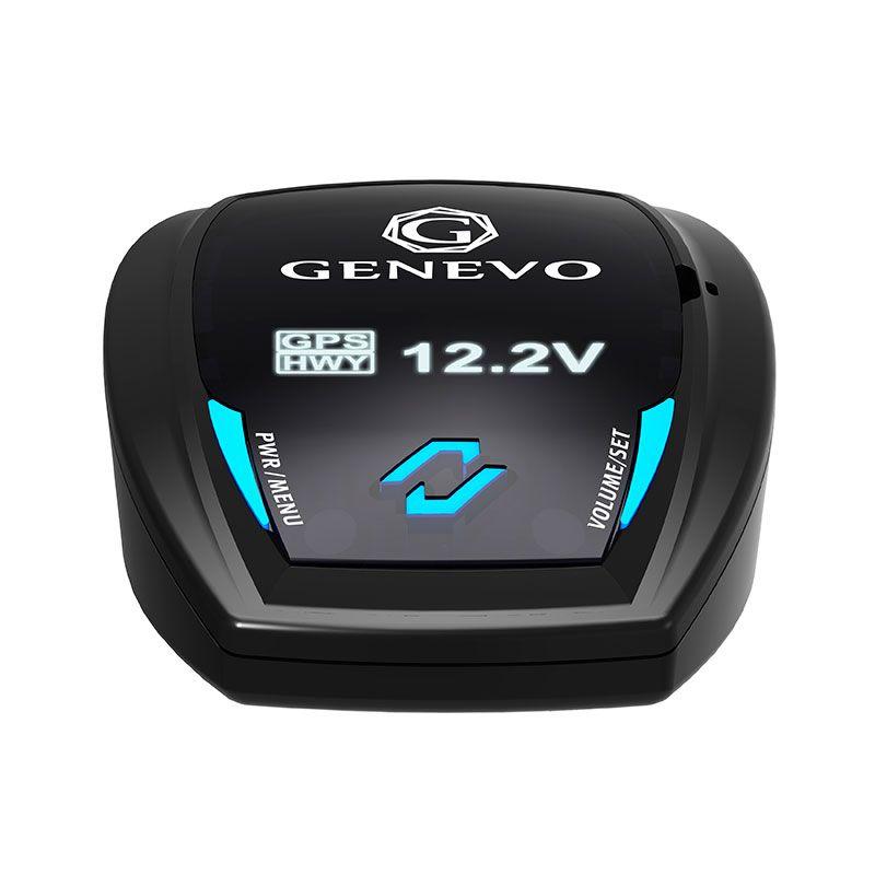 Avisador radares GPS Genevo GPS+