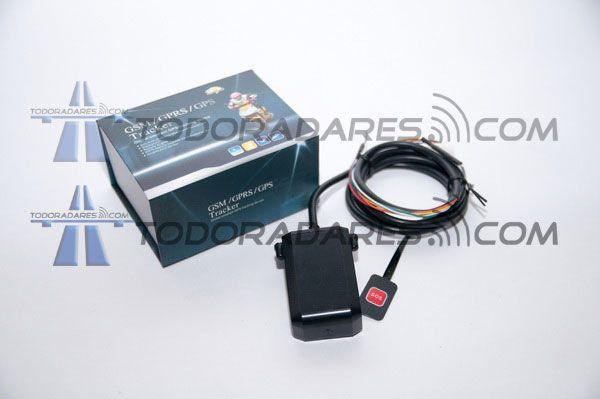 Localizador GPS Xexun XT009 para moto