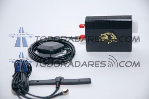 Localizador GPS Xexun tk 103-2