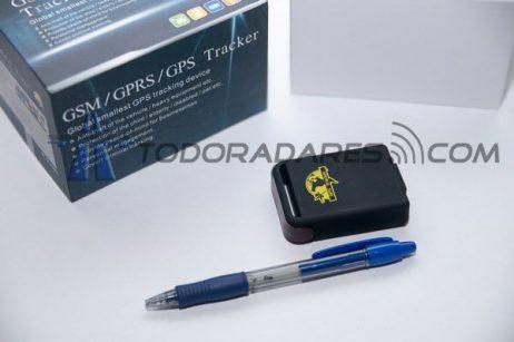 Localizador GPS Xexun TK102-2