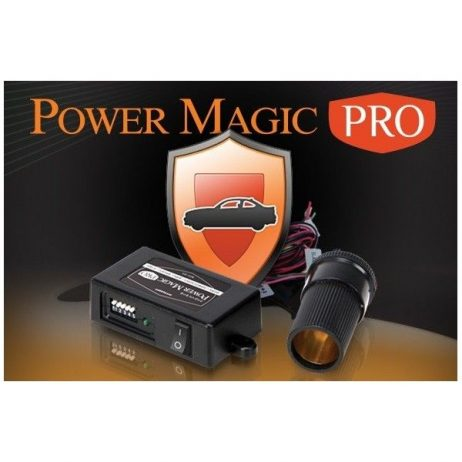 Power Magic Pro para camaras Blackvue