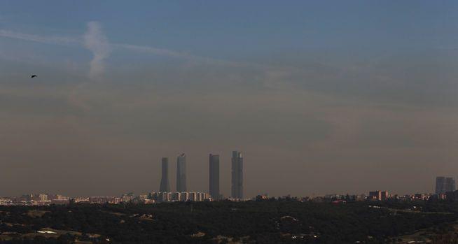 Contaminación Madrid - Restricciones tráfico