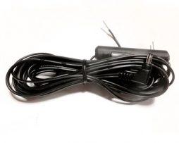 Cable semi-instalación con fusible Genevo