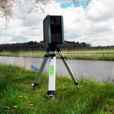 Radar Gatso RS242 trípode