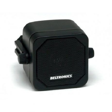 Altavoz detector Escort Beltronics amplificado