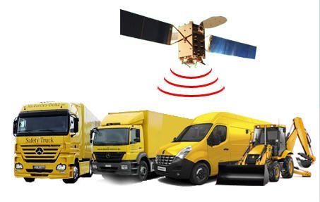 Localizador GPS control de flotas