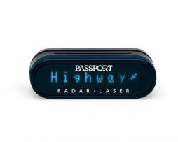 Pantalla display detector radar Escort 9500