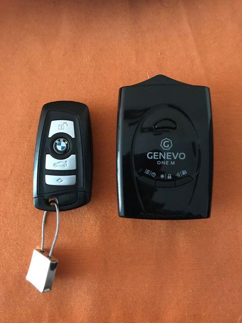 Genevo ONE M tamaño
