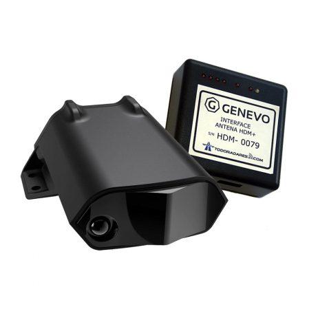 Detector de radar Genevo HDM+