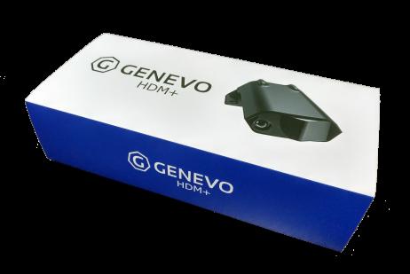 Detector de radar antiradar Genevo HDM+ caja
