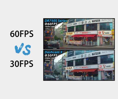 Blackvue DR750S 60fps FHD