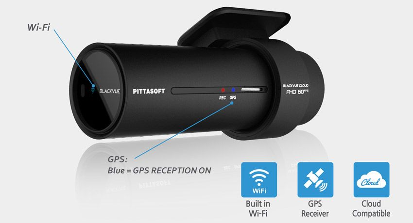 Blackvue DR750S GPS Wifi