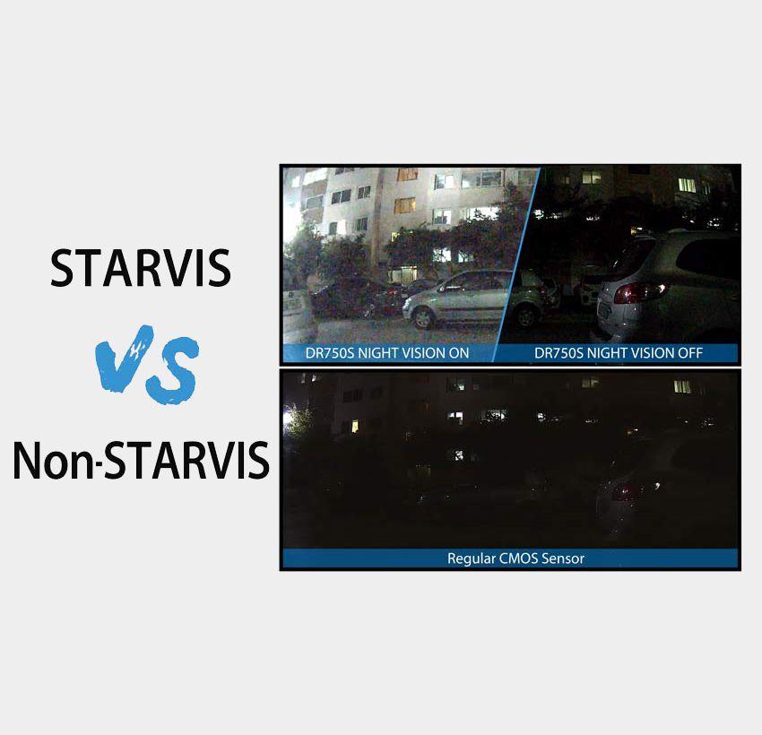 Blackvue DR750S Sony Starvis Visión nocturna