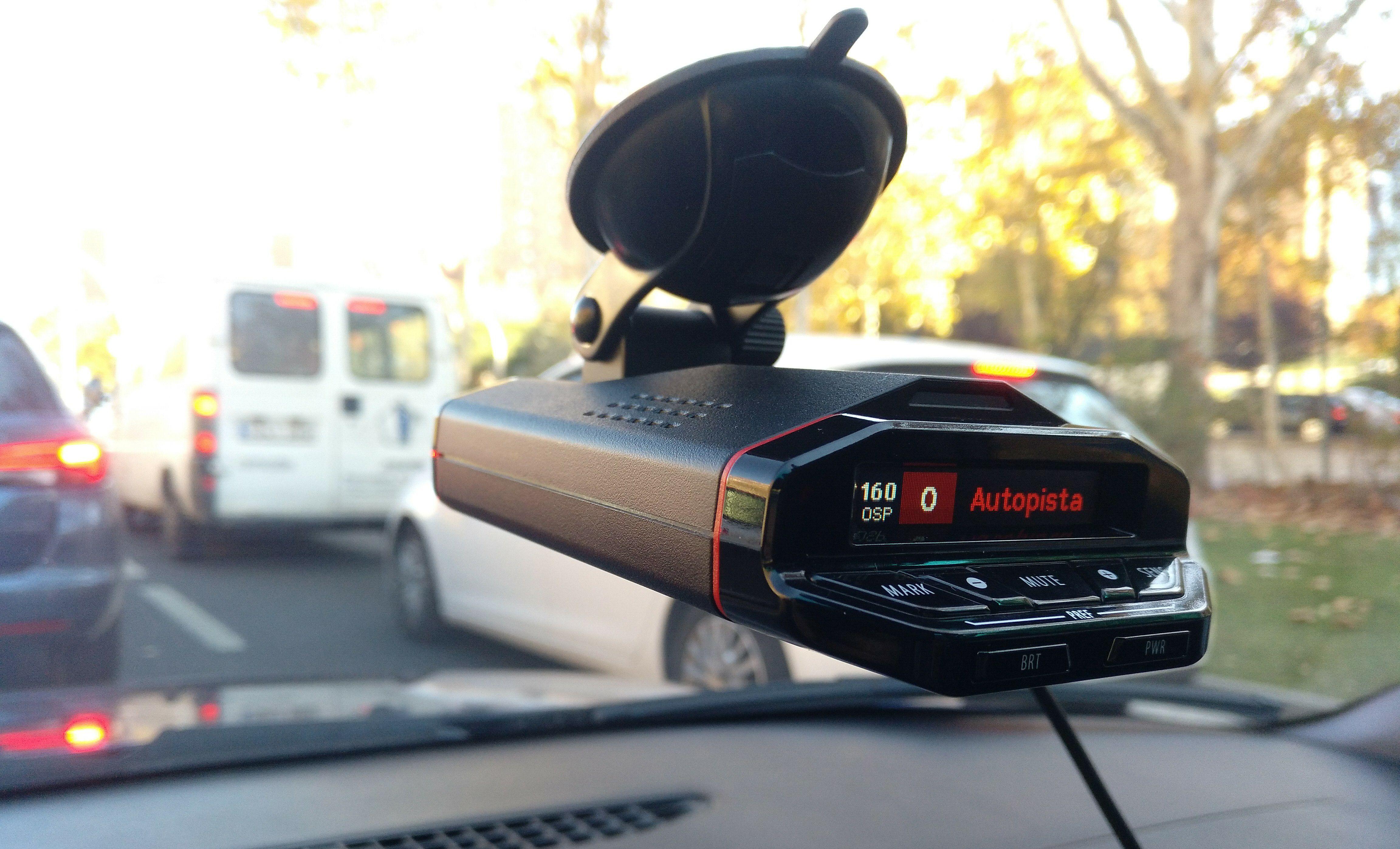 Detector de radar Escort Redline EX - Prueba y opinión - TODORADARES