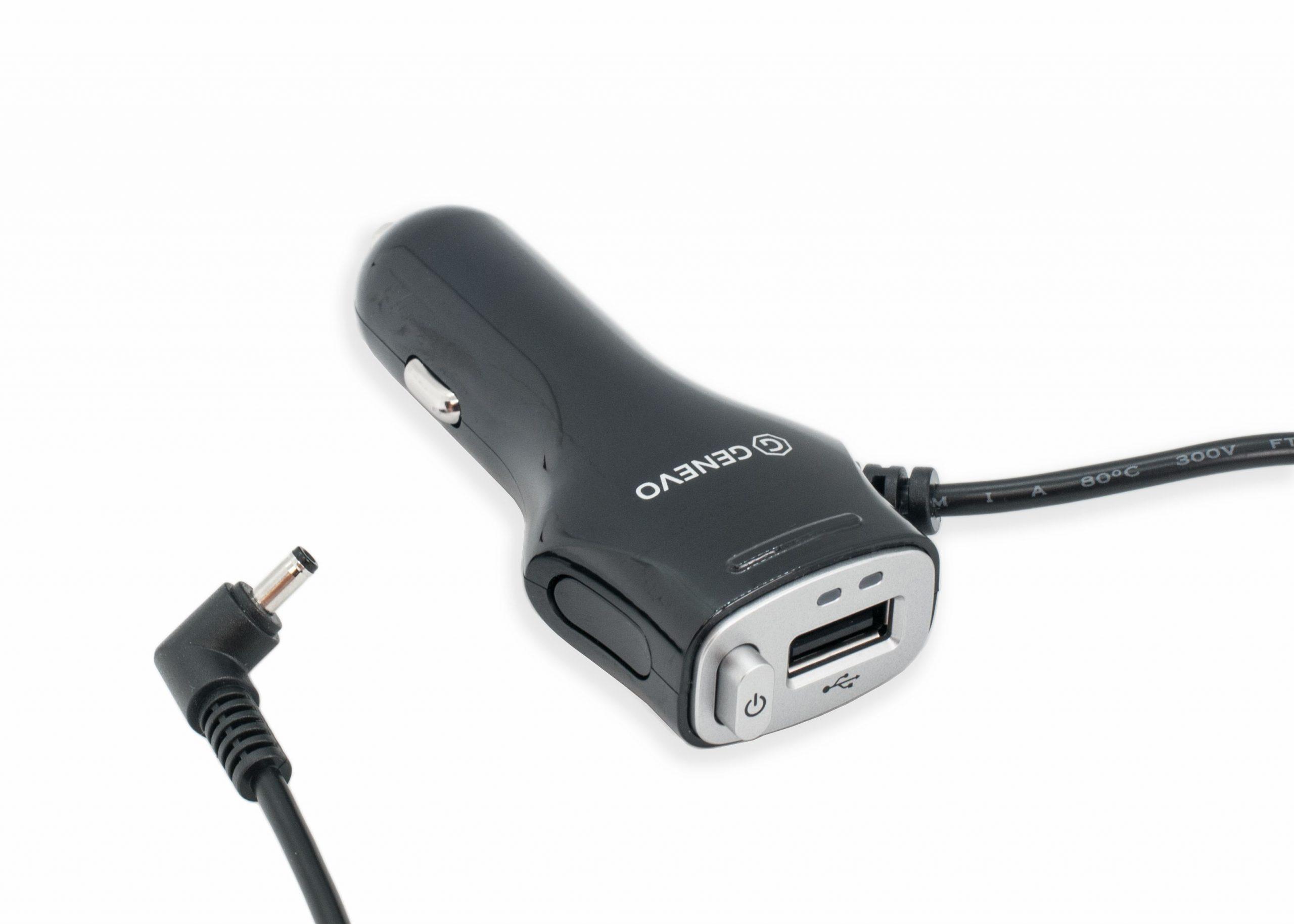 Genevo SmartCord cable alimentación detector radar