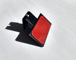 Soporte horizontal cinta doble cara detector radar Genevo SuperCombi