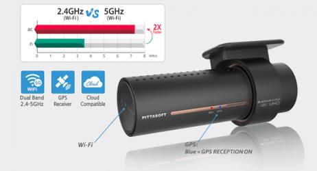 Blackvue DR900S UHD 4K cámara onboard-dual-band-wi-fi-cloud-gps