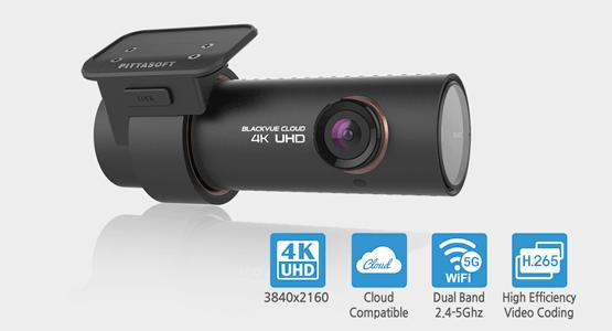 Blackvue DR900S UHD 4K cámara onboard-h.265-cloud-4k-uhd-dual-band-wi-fi