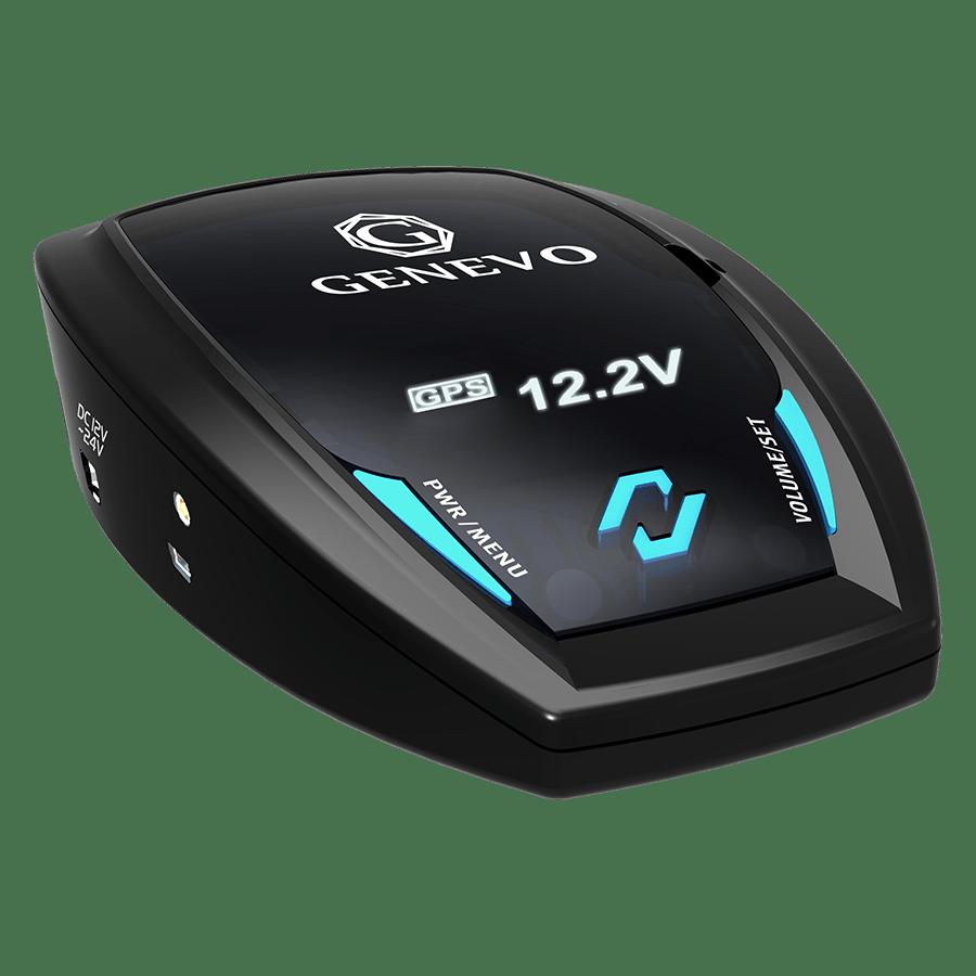 Avisador de radares Genevo GPS