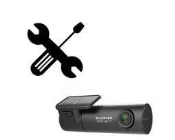 Instalación de cámaras para coche Blackvue (1ch)