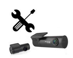 Instalación de cámaras para coche Blackvue (2ch)