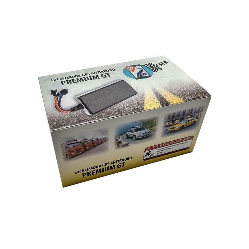 Localizador GPS Premium GT caja alarma