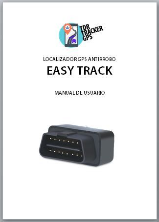 Manual Localizador GPS Easy Track