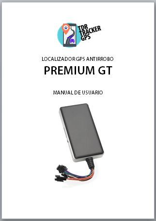Manual usuario Localizador GPS