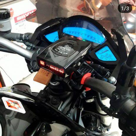 Genevo ONE M detector radar para moto