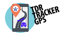 Logo TDR Tracker GPS letras peq