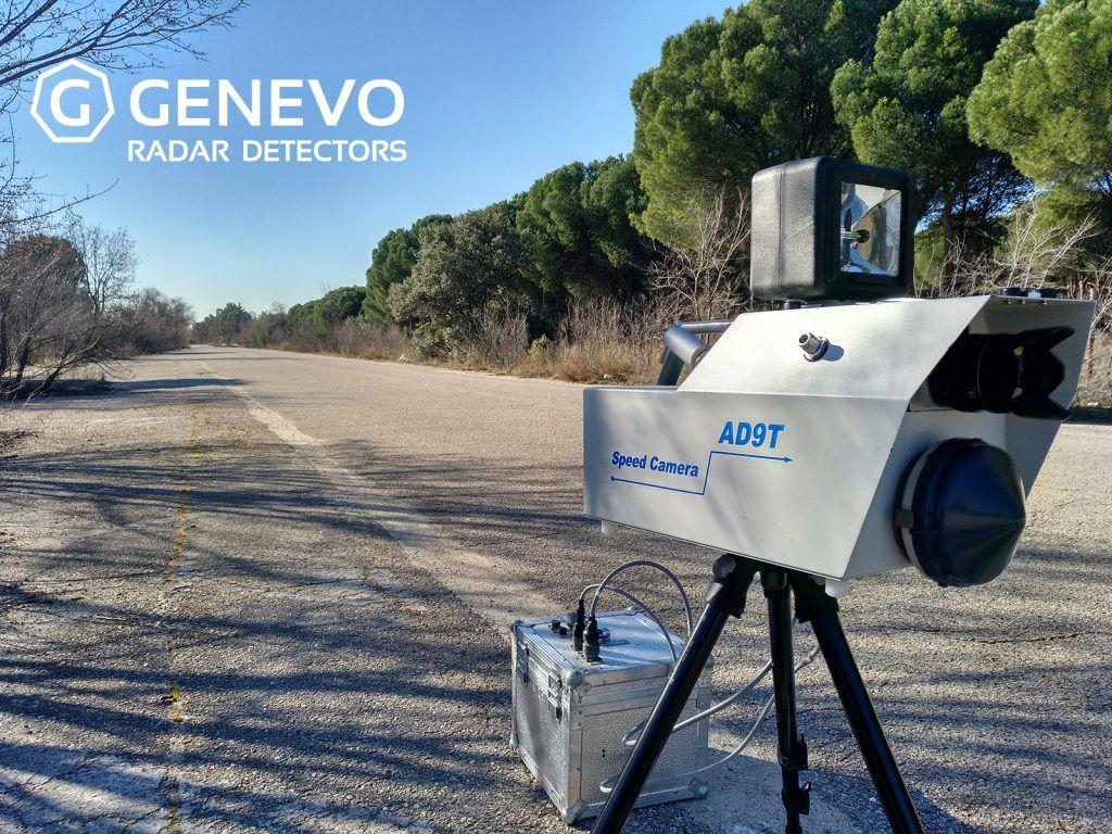 Detectores de radar nueva ley trafico 2021